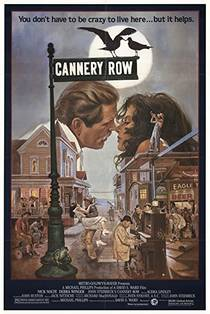 Picture of a movie: Cannery Row