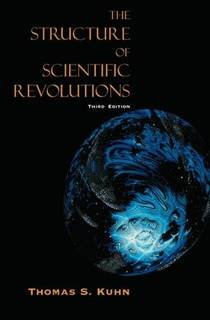 Picture of a book: The Structure Of Scientific Revolutions