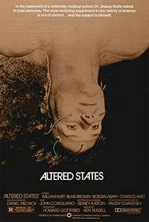 Picture of a movie: Altered States