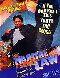 Picture of a TV show: Martial Law