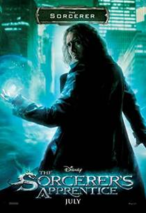 Picture of a movie: The Sorcerer's Apprentice