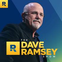 Picture of a podcast: The Dave Ramsey Show