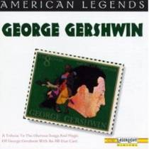 Picture of a band or musician: George Gershwin
