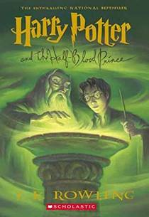Picture of a book: Harry Potter And The Half-Blood Prince