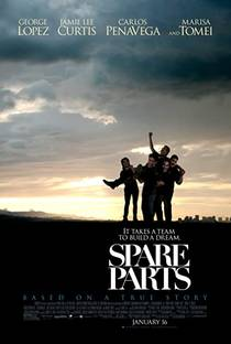 Picture of a movie: Spare Parts