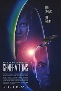 Picture of a movie: Star Trek: Generations