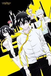 Picture of a TV show: Blood Lad