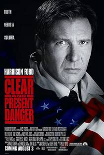 Picture of a movie: Clear And Present Danger