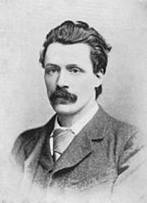 Picture of an author: George Gissing