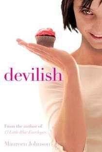 Picture of a book: Devilish
