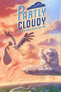 Picture of a movie: Partly Cloudy
