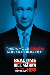 Picture of a TV show: Real Time With Bill Maher