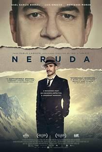 Picture of a movie: Neruda