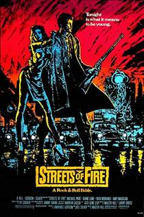 Picture of a movie: Streets Of Fire