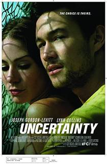 Picture of a movie: Uncertainty
