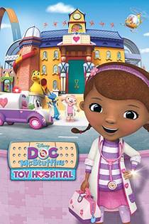 Picture of a TV show: Doc Mcstuffins