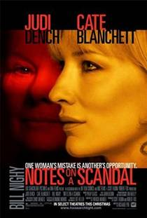 Picture of a movie: Notes On A Scandal