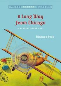 Picture of a book: A Long Way From Chicago