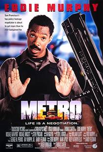Picture of a movie: Metro