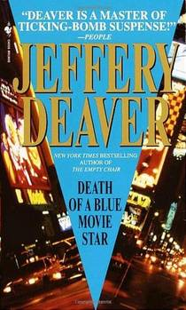 Picture of a book: Death Of A Blue Movie Star