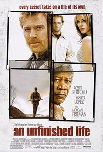 Picture of a movie: An Unfinished Life