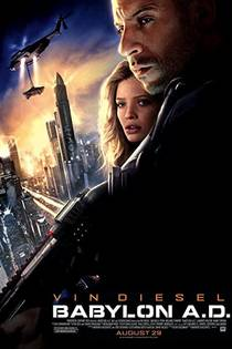 Picture of a movie: Babylon A.D.
