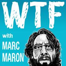 Picture of a podcast: Wtf With Marc Maron Podcast