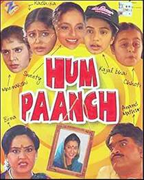 Picture of a TV show: Hum Paanch