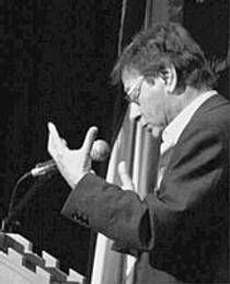 Picture of an author: Mahmoud Darwish
