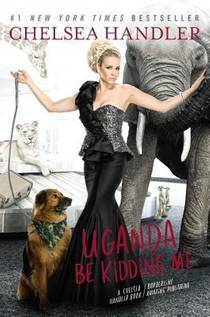 Picture of a book: Uganda Be Kidding Me