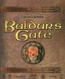 Picture of a game: Baldur's Gate