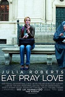 Picture of a movie: Eat Pray Love