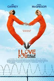 Picture of a movie: I Love You Phillip Morris