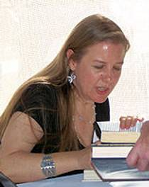 Picture of an author: Janet Fitch