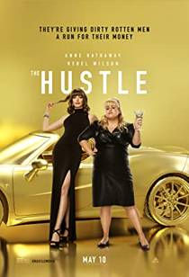 Picture of a movie: The Hustle