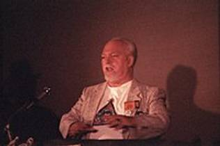 Picture of an author: Robert Anton Wilson
