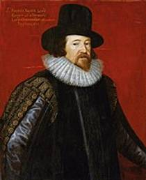 Picture of an author: Francis Bacon