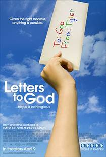Picture of a movie: Letters To God