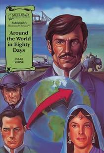 Picture of a book: Around The World In Eighty Days