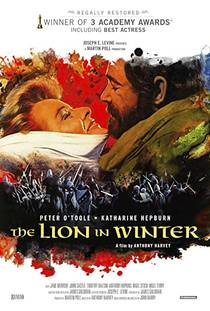 Picture of a movie: The Lion In Winter