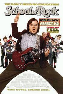 Picture of a movie: The School Of Rock