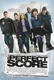 Picture of a movie: The Perfect Score