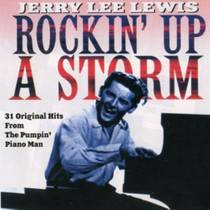 Picture of a band or musician: Jerry Lee Lewis