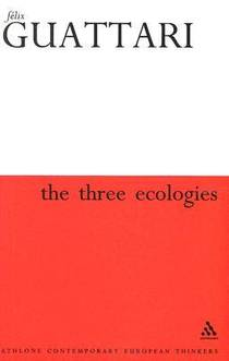 Picture of a book: The Three Ecologies