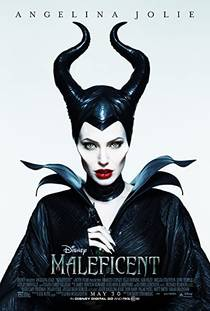Picture of a movie: Maleficent