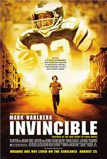 Picture of a movie: Invincible