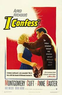 Picture of a movie: I Confess