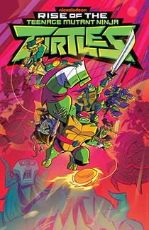Picture of a TV show: Rise Of The Teenage Mutant Ninja Turtles