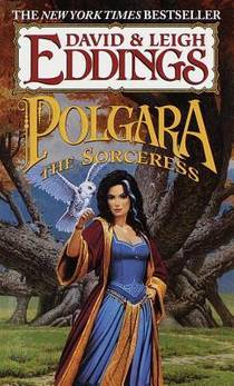 Picture of a book: Polgara The Sorceress