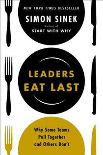 Picture of a book: Leaders Eat Last